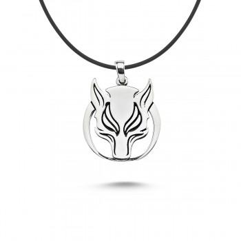 Börü Figürlü Gümüş Kolye MY101698