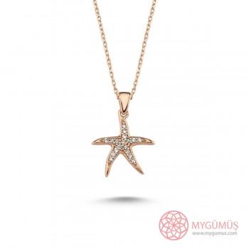 Denizyıldızı Gümüş Kolye MY0201029