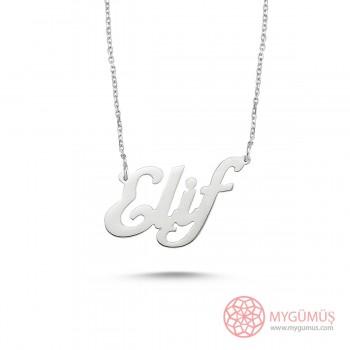 El Emeği İsimli Gümüş Kolye MYK001016