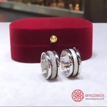 Gümüş Alyans MYA1001