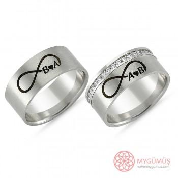 Gümüş Alyans MYA1007