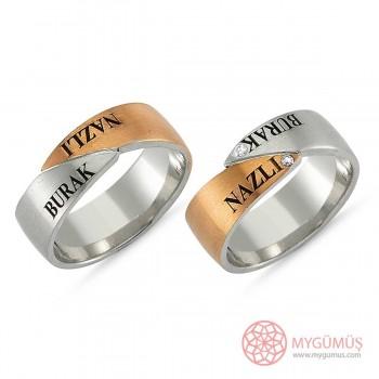 Gümüş Alyans MYA1012