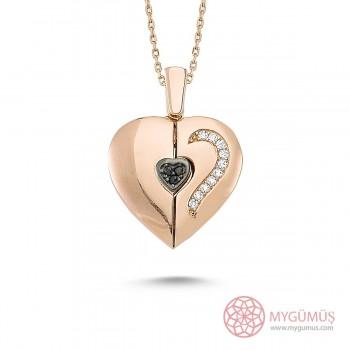 Özel Tasarım İsimli Kalp Kolye MY0301043R