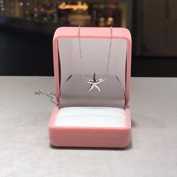 Minimal Yıldız Gümüş Kolye MY102185