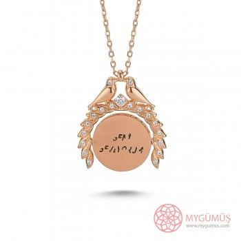 Sihirli Sevgi İsimli Gümüş Kolye MY101449