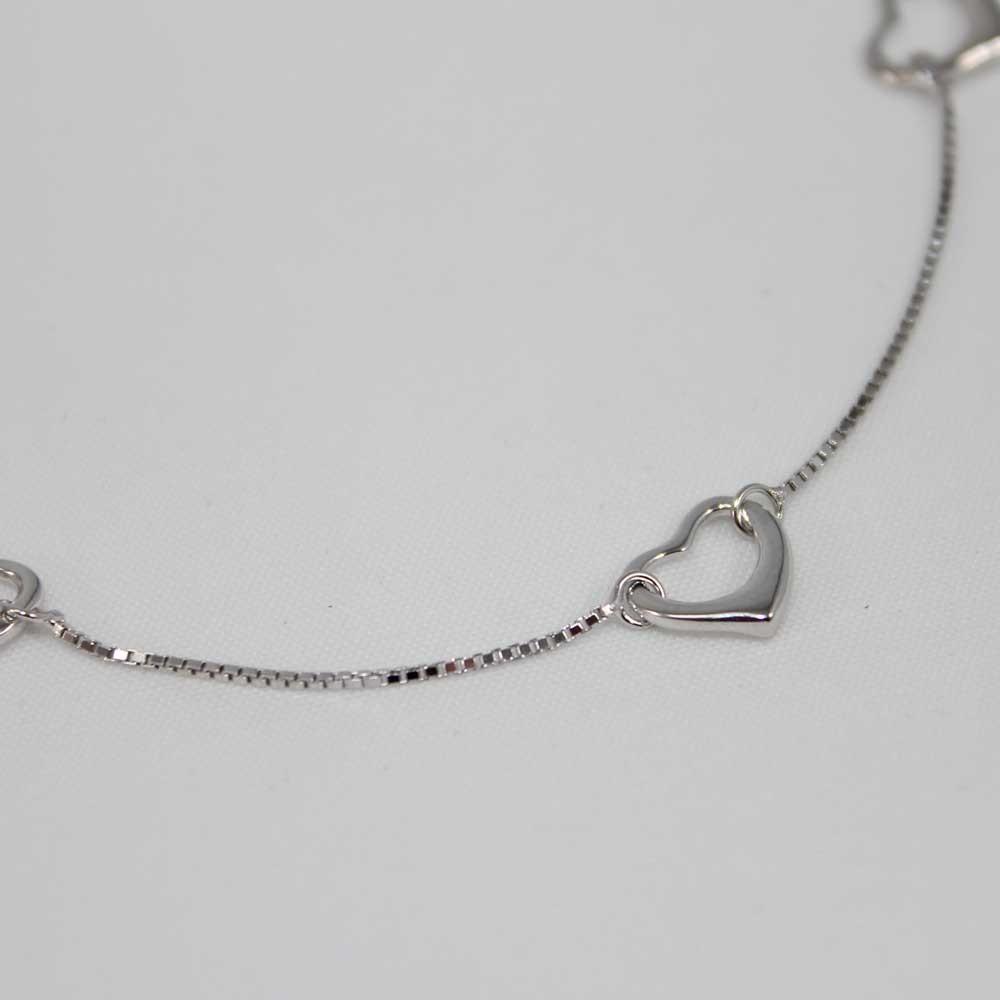 Kalpli Gümüş Halhal Silver MY101110 7628 Thumb