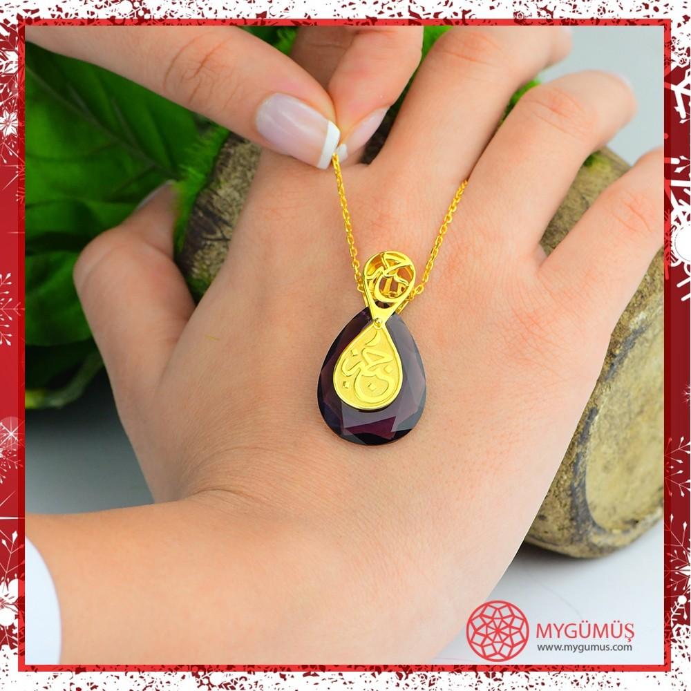 Tesir Nazzar Gümüş Kolye MY101790 10551 Thumb