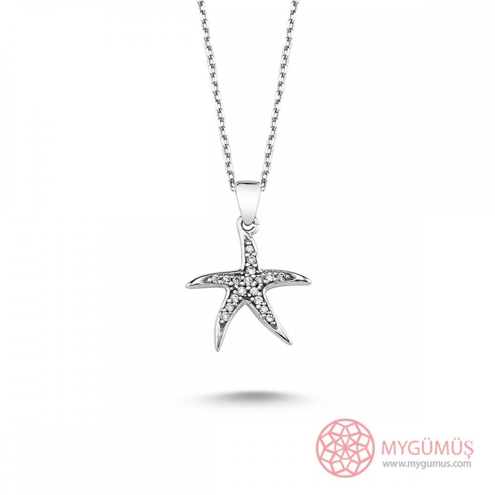 Denizyıldızı Gümüş Kolye MY0201029 10597 Thumb
