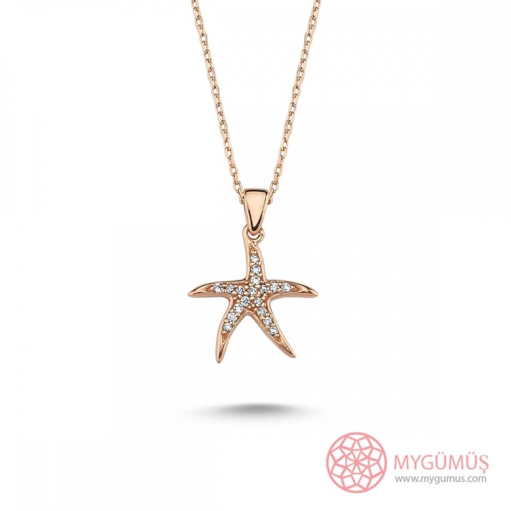 Denizyıldızı Gümüş Kolye MY0201029 10598 Thumb