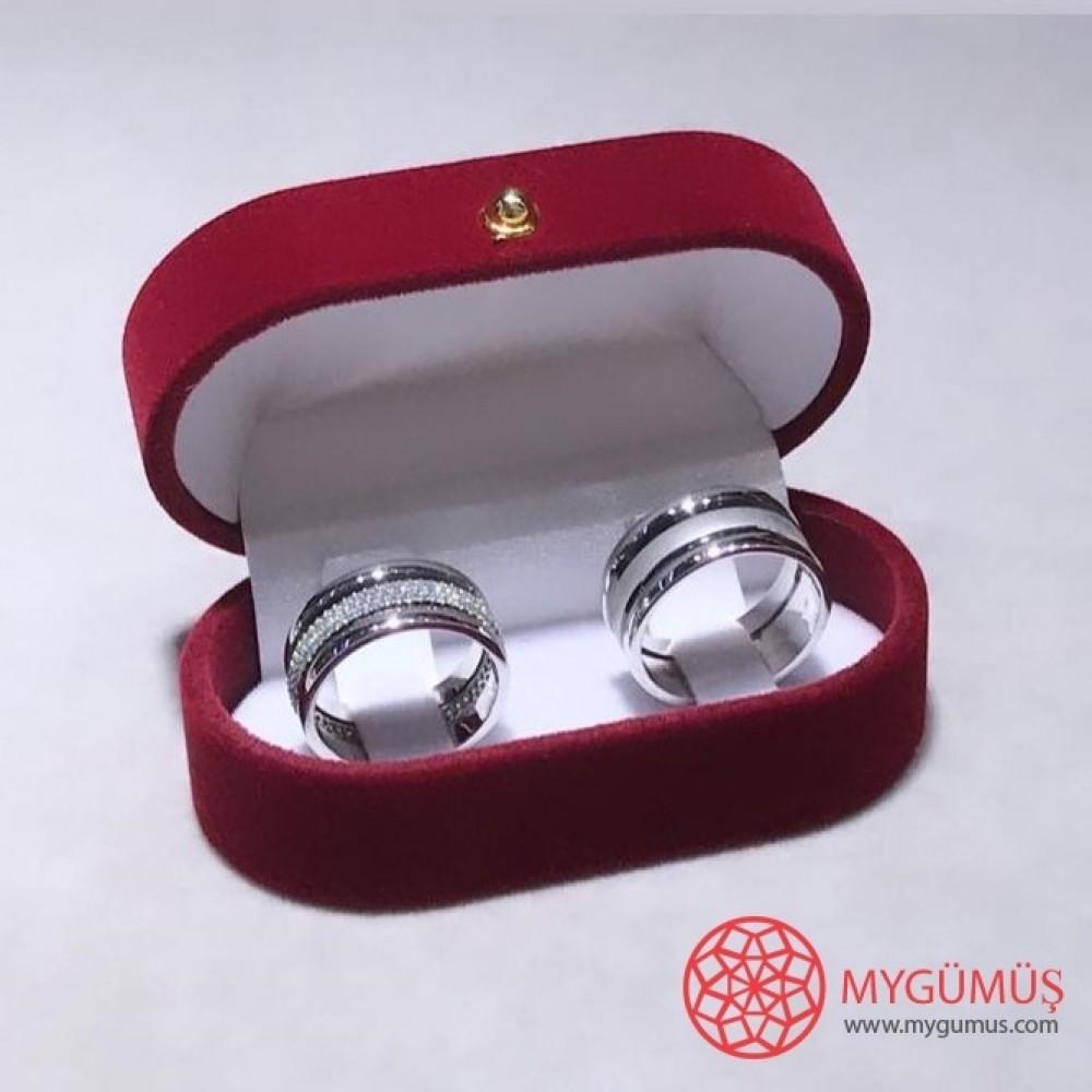 Gümüş Alyans MYA1001 11520 Thumb