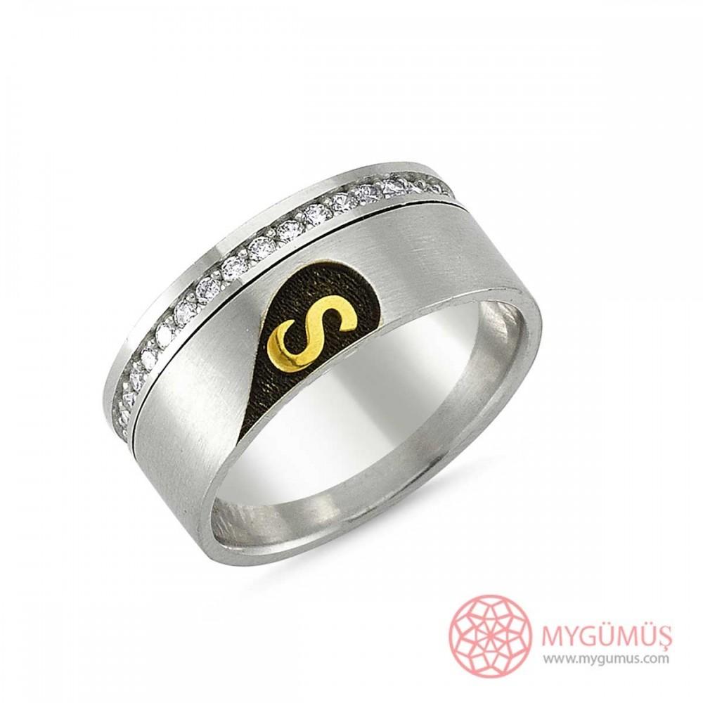 Gümüş Alyans MYA1002 9308 Thumb