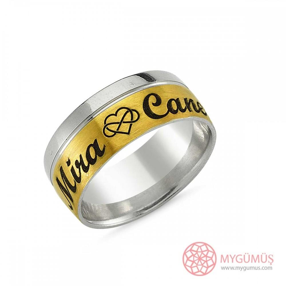 Gümüş Alyans MYA1003 9313 Thumb