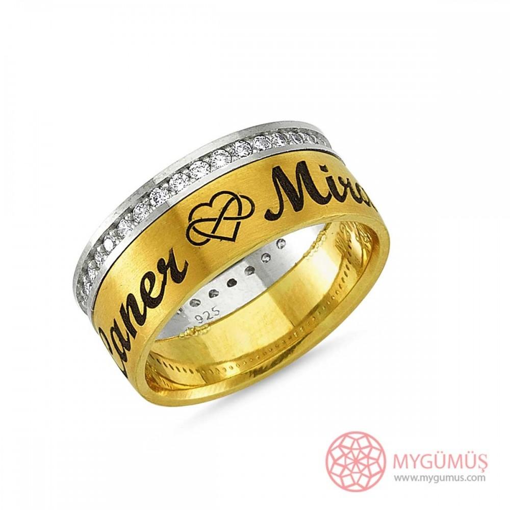Gümüş Alyans MYA1003 9314 Thumb