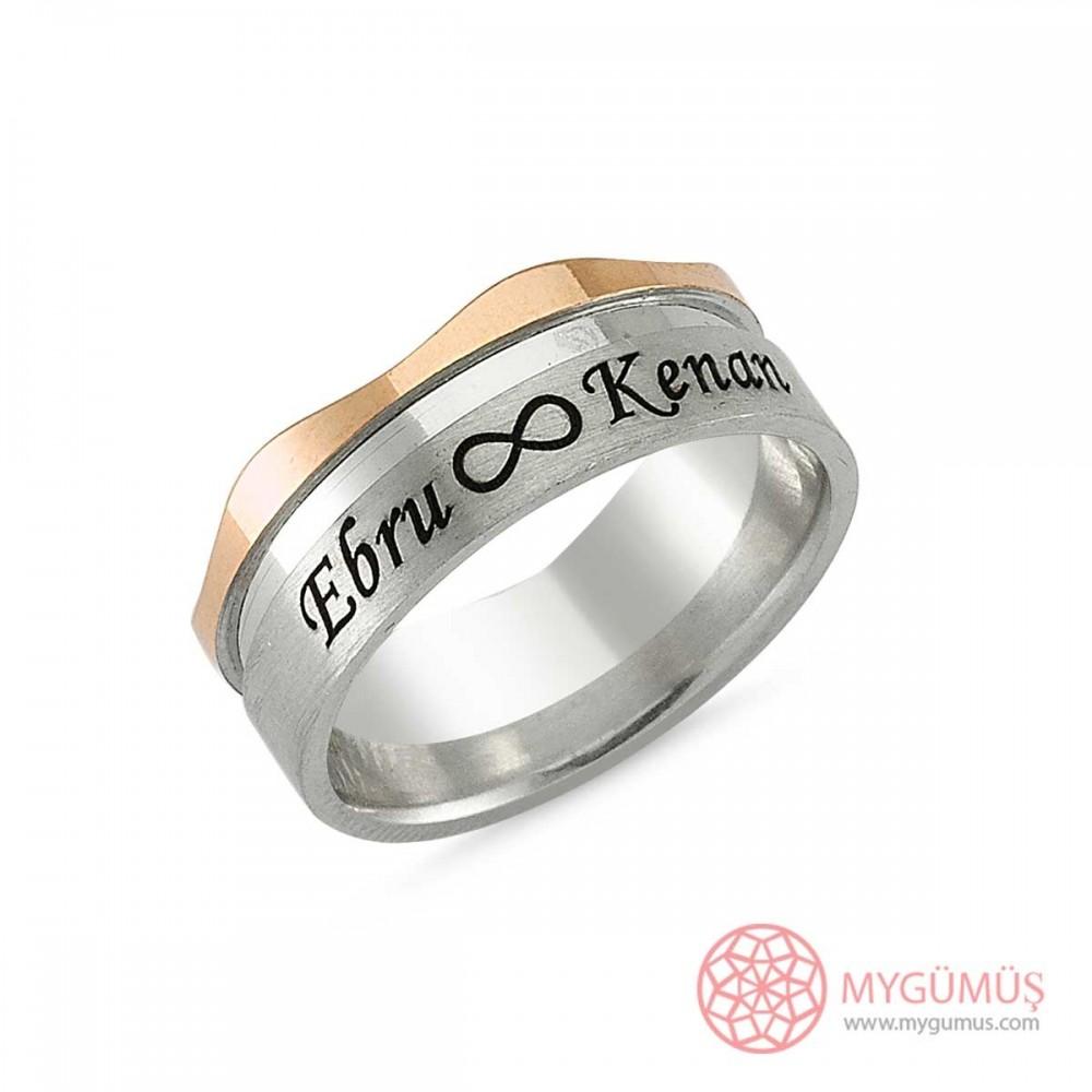Gümüş Alyans MYA1004 9310 Thumb