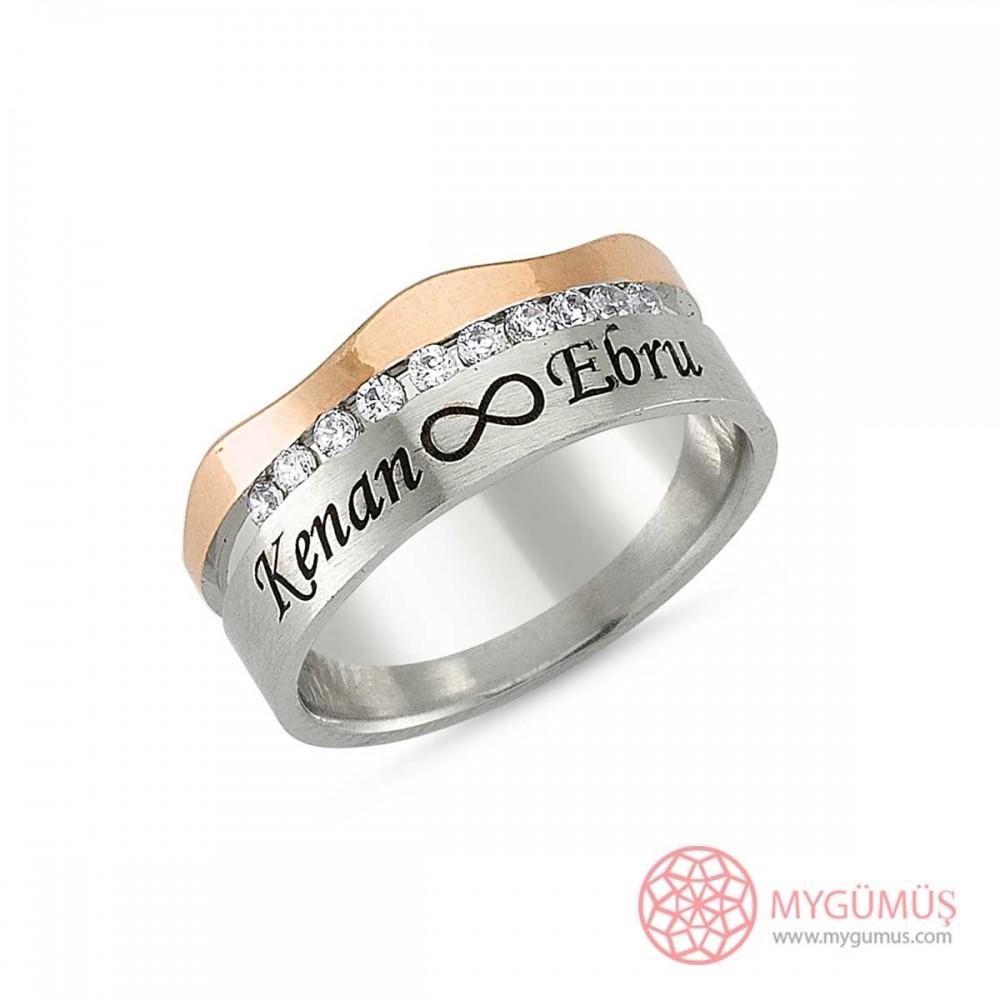 Gümüş Alyans MYA1004 9311 Thumb