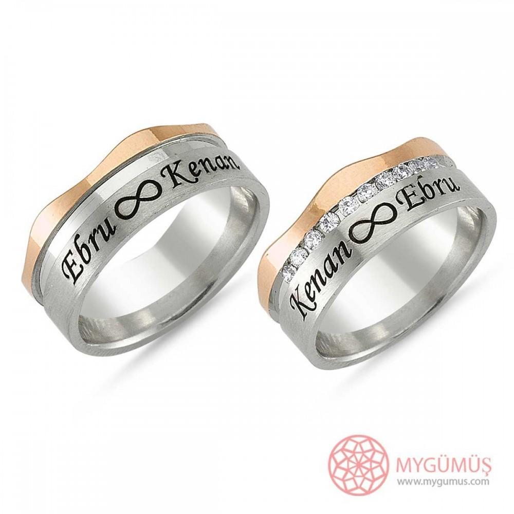 Gümüş Alyans MYA1004 9309 Thumb
