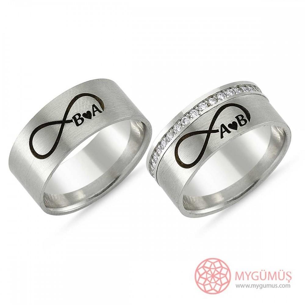 Gümüş Alyans MYA1007 9321 Thumb