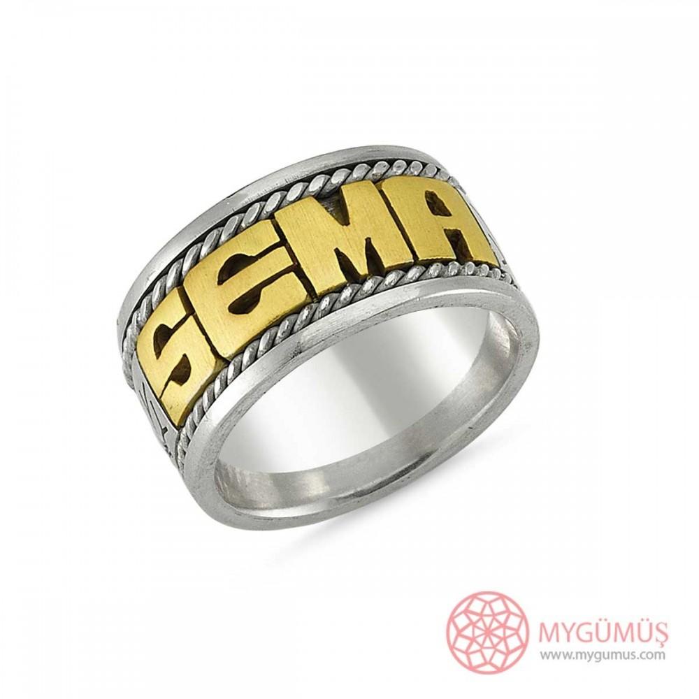Gümüş Alyans MYA1009 9329 Thumb
