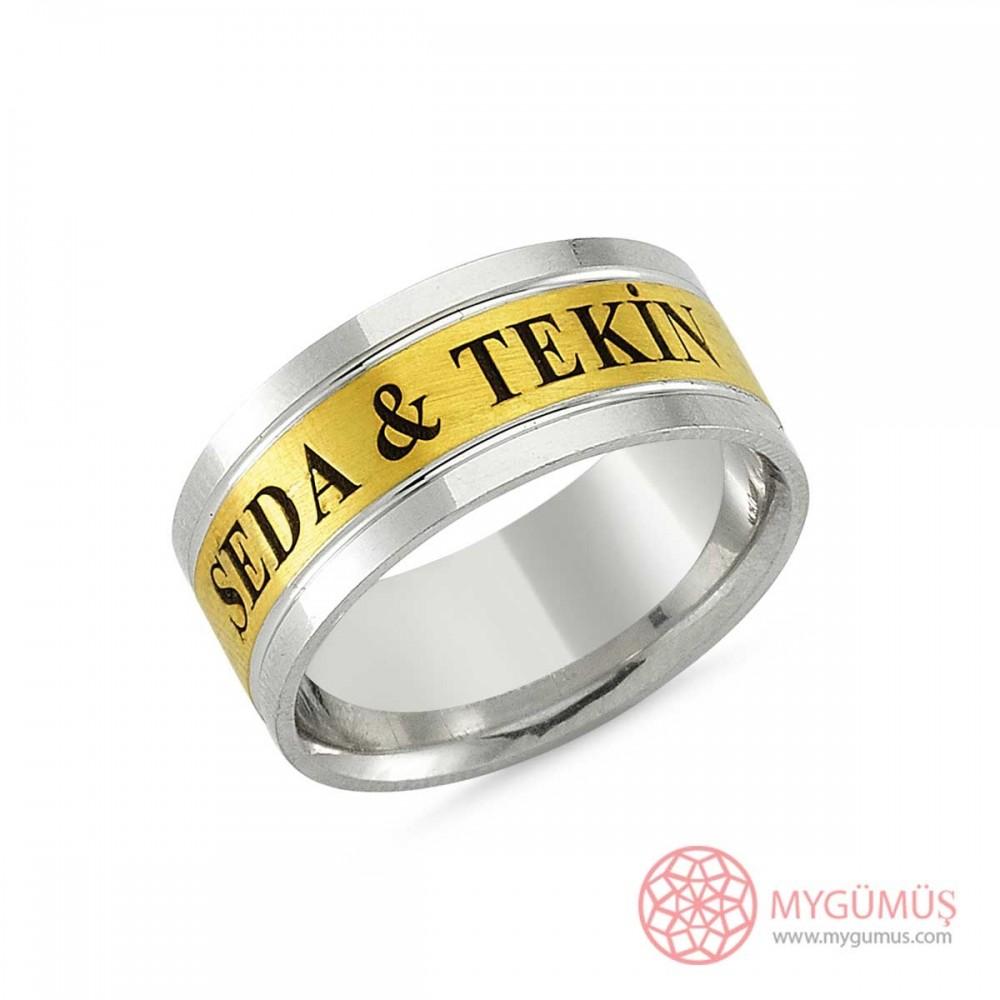 Gümüş Alyans MYA1011 9295 Thumb