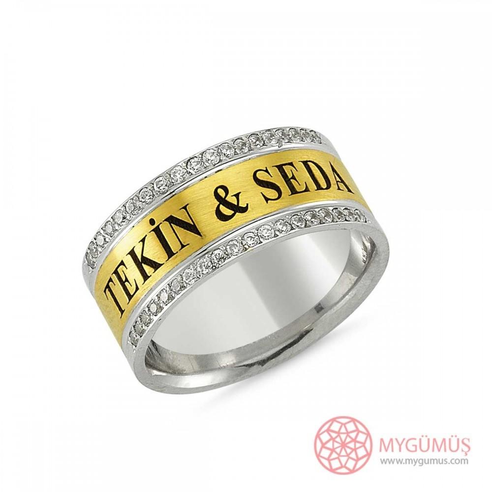 Gümüş Alyans MYA1011 9296 Thumb