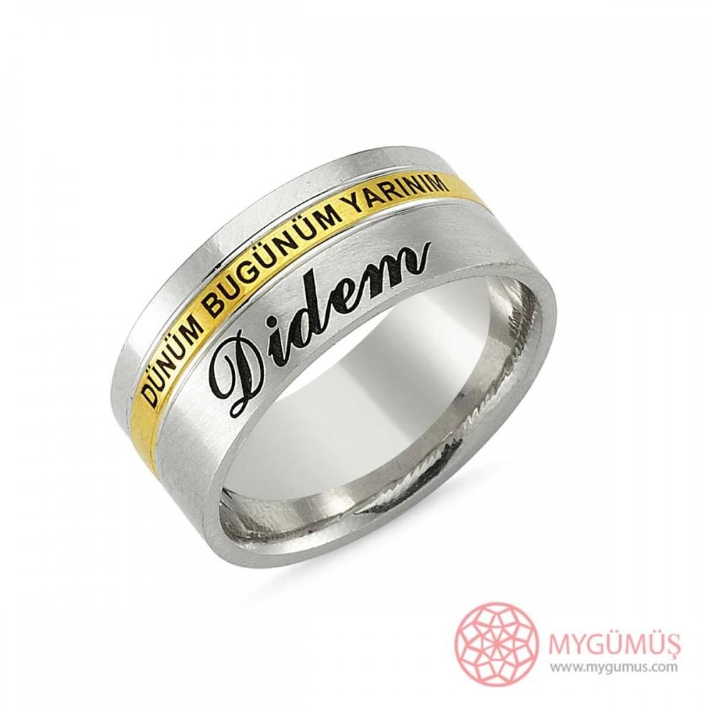 Gümüş Alyans MYA1013 9303 Thumb