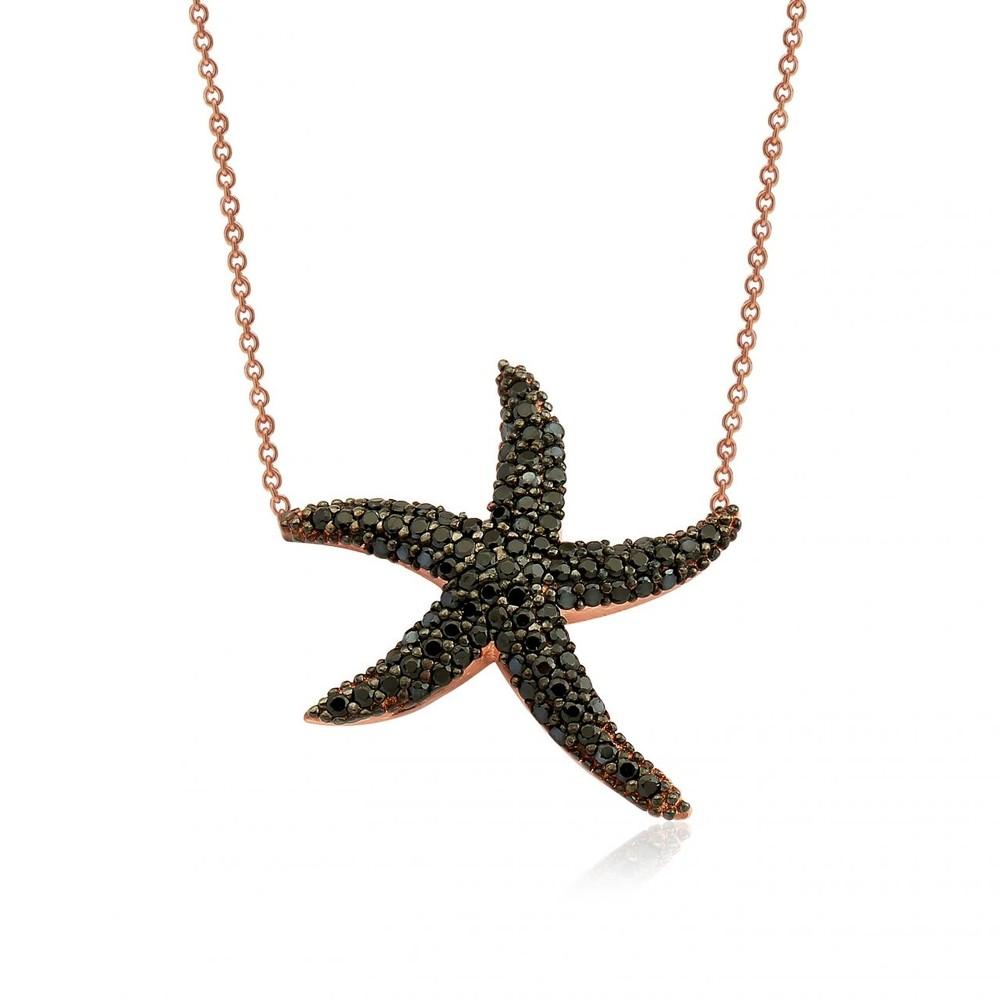 Denizyıldızı Gümüş Kolye MY0201030 2681 Thumb