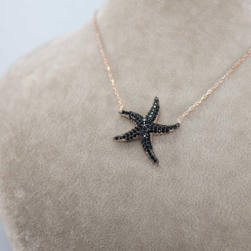 Denizyıldızı Gümüş Kolye MY0201030 8142 Thumb