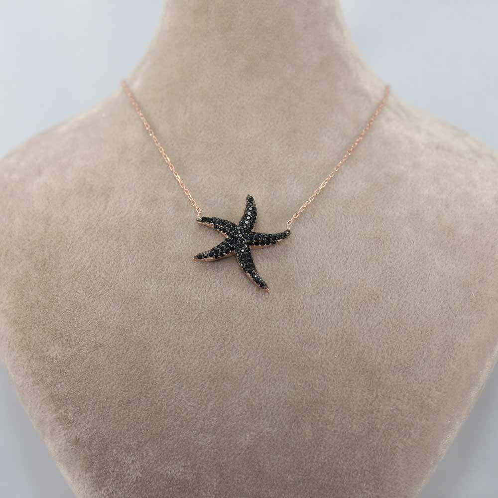 Denizyıldızı Gümüş Kolye MY0201030 8140 Thumb